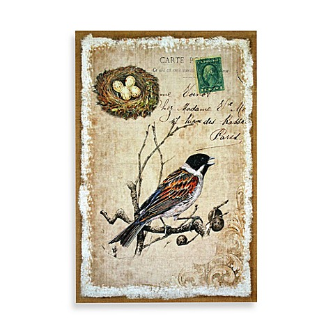 Studio Arts Bluebird Wall Art