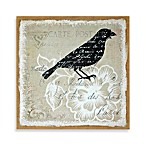 Blackbird Postcard Wall Art