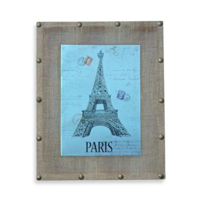 Paris Postcard Wall Art