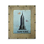 New York Postcard Wall Art