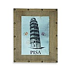 Pisa Postcard Wall Art