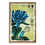 Blue Mum Wall Art