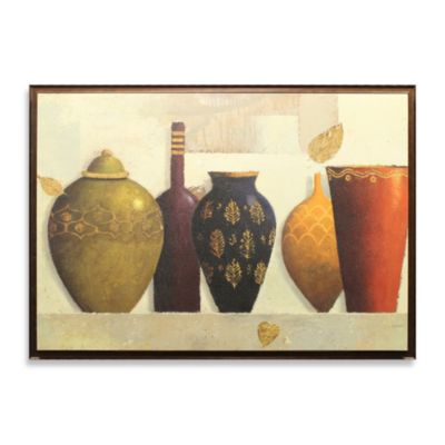 Jeweled Vessels Wall Art