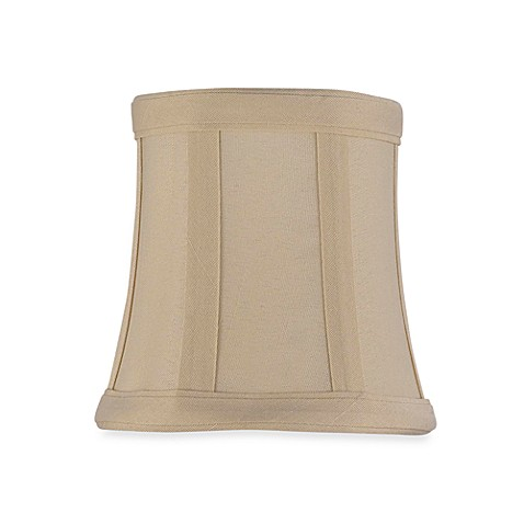 Fabric Chandelier Shade – Ivory