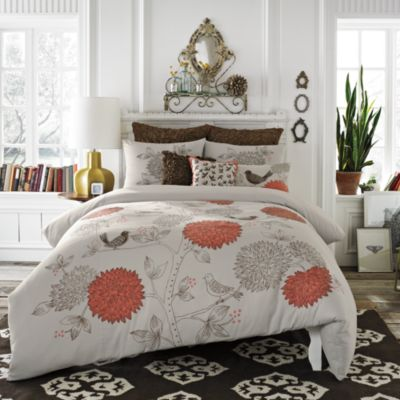 Anthology™ Sparrow Twin/Twin XL Comforter and Sham Set
