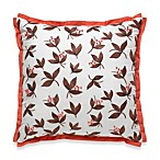 Anthology™ Sparrow Floral Embroidered Toss Pillow