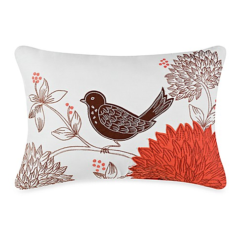 Anthology™ Sparrow Oblong Toss Pillow