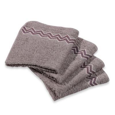 Wash Cloth in Grey