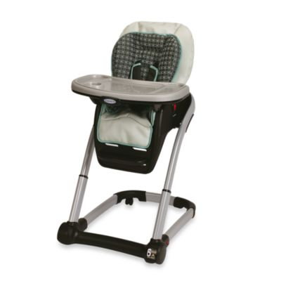 High Chairs > Graco® Blossom™ LX 4- in -1 High Chair Seating Cushion System in Cascade