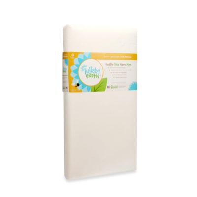 Lullaby Earth™ Super Lightweight Baby Crib & Toddler Mattress - from Naturepedic