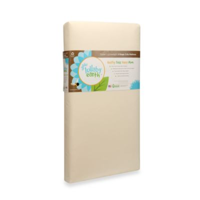 Lullaby Earth™ Super Lightweight Baby Crib & Toddler Mattress Stage 2 - from Naturepedic