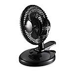 Kul® Two- in -One Desk and Clip Fan