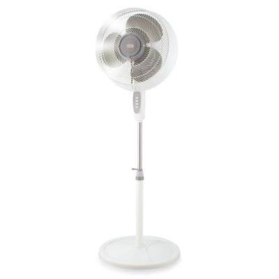 Kul® 16-Inch Outdoor Misting Stand Fan
