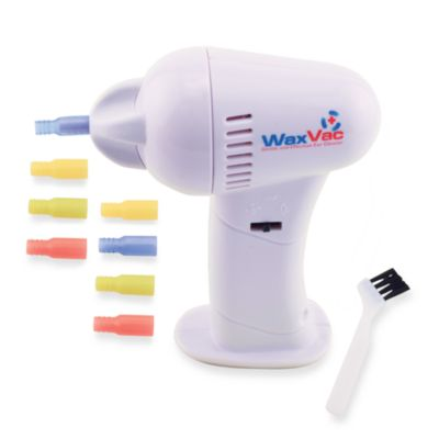 WaxVac® Gentle and Effective Ear Cleaner
