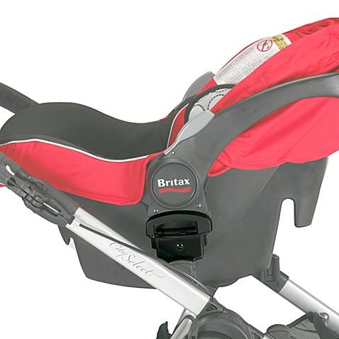 Baby Jogger City Versa Stroller Car Seat