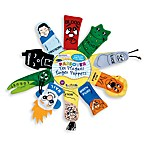 Rite Lite Passover Ten Plagues Finger Puppets Set