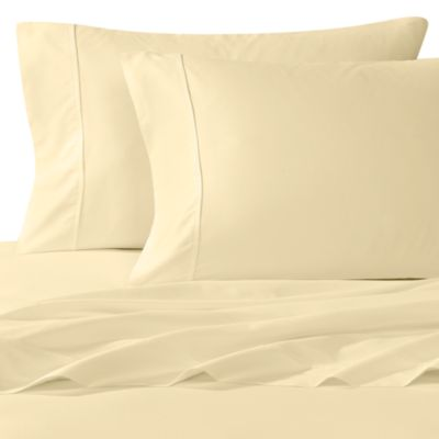 Queen Sheet Set in Butter