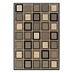Oriental Weavers Fiji Blocks 7-Foot 6-Inch x 10-Foot Indoor/Outdoor Rug