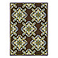 Oriental Weavers Fiji Medallion 5-Foot x 7-Foot 6-Inch Indoor/Outdoor Rug
