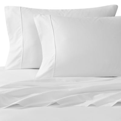 Wamsutta® 400-Thread-Count California King Sheet Set in White