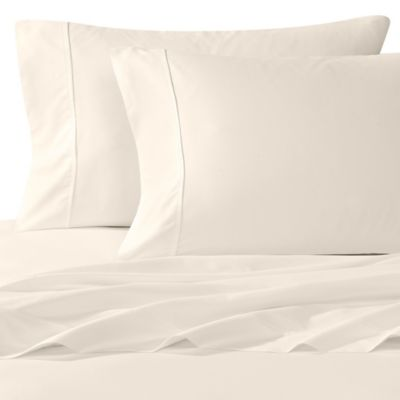 Wamsutta® 400 Thread Count King Sheet Set in Ivory