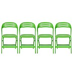 Safavieh Danielle Folding Chair (Set of 4)