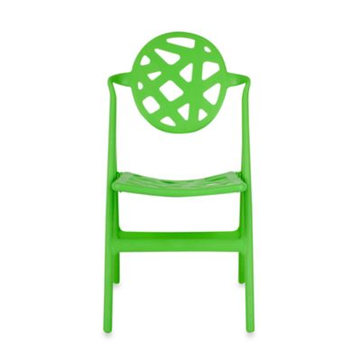 Safavieh Kendall Folding Chair in Green (Set of 4)