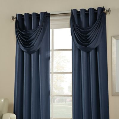 Grommet Valances Window Treatments