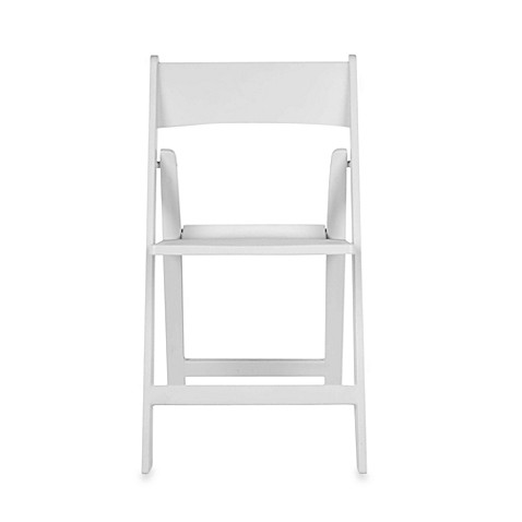 Safavieh Renee Folding Chair in White (Set of 4)
