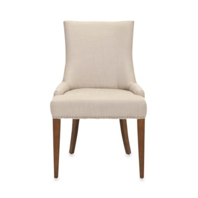Becca Dining Chair in Beige