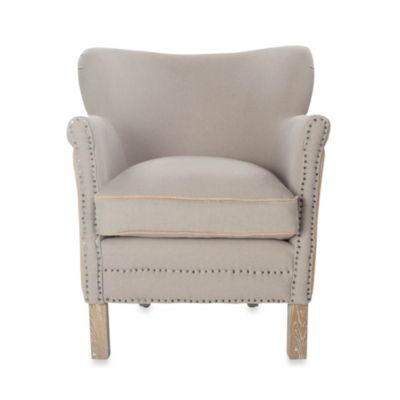 Safavieh Jenny Arm Chair in Blue
