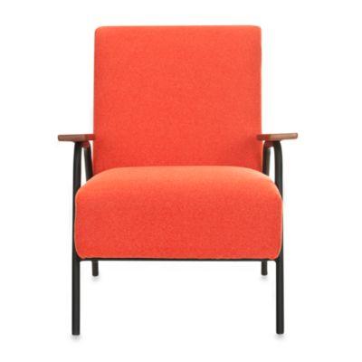 Safavieh Reuben Arm Chair in Brown
