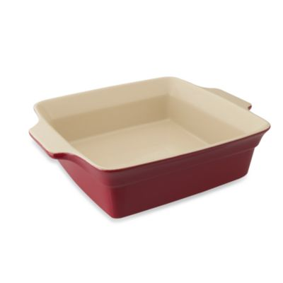 Red Bakers & Casserole Dishes