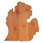 Totally Bamboo Michigan Cutting/Serving Board