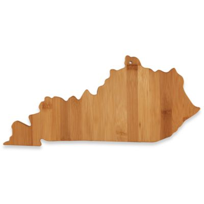 Totally Bamboo Kentucky Cutting/Serving Board