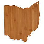 Totally Bamboo Ohio Cutting/Serving Board