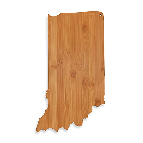 Totally Bamboo Indiana Cutting/Serving Board
