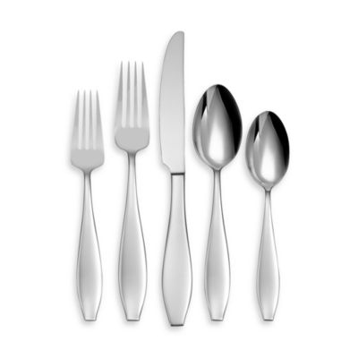 Oneida® Comet 65-Piece Stainless Steel Flatware Set with Service for 12 and Hostess Set