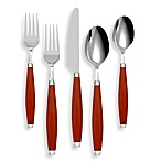 Fiesta® 5-Piece Stainless Steel Silverware Set in Paprika