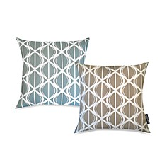 Tribeca Recycled Cotton 20-Inch Toss Pillow