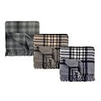 Bocasa Karo Throw Blankets