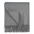 Bocasa Cashmere Throw in Grey