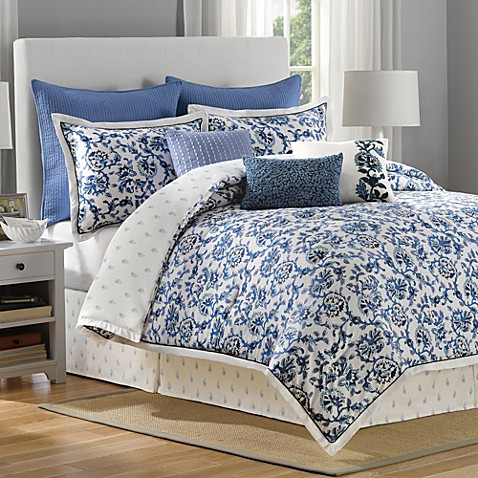 B. Smith® Greyton 4-Piece Comforter Set