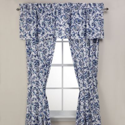 B. Smith® Greyton Window Valance