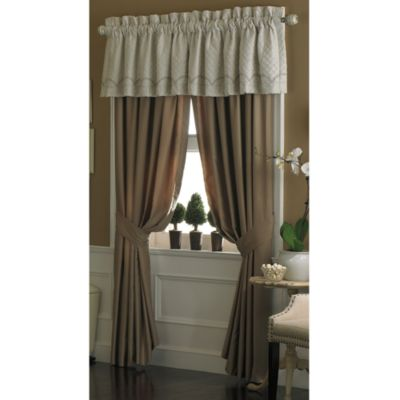 Lenox® Pirouette Window Valance