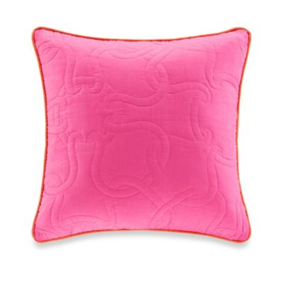 Echo Design™ Catalina Violet Square Toss Pillow