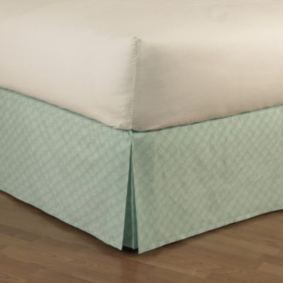 Bungalow California King Bed Skirt