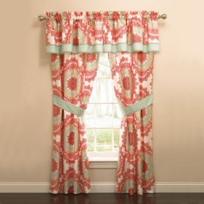 Anthology™ Bungalow Window Curtain Panel Pair