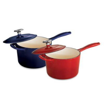 2.5-Quart Covered Saucepan