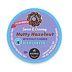 K-Cup® 16-Count Sweet & Creamy Nutty Hazelnut Iced Coffee for Keurig® Brewers